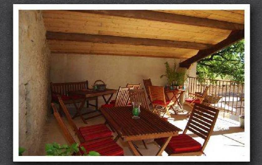 Location de vacances - Mas à Banon