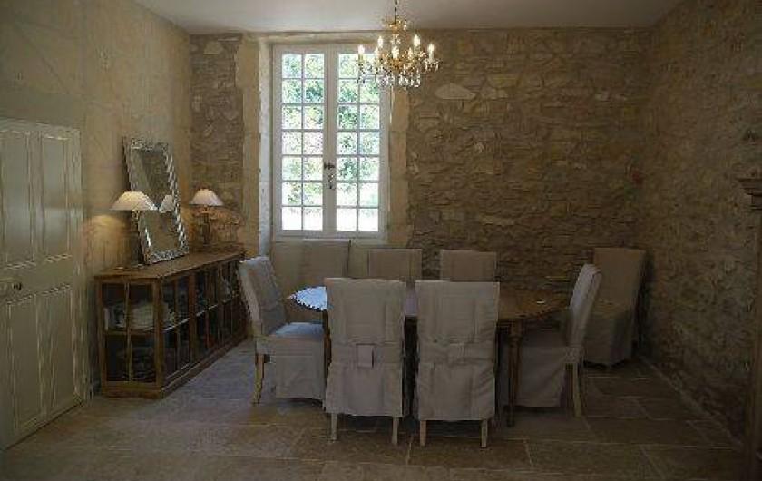 Location de vacances - Maison - Villa à Saint-Étienne-du-Grès