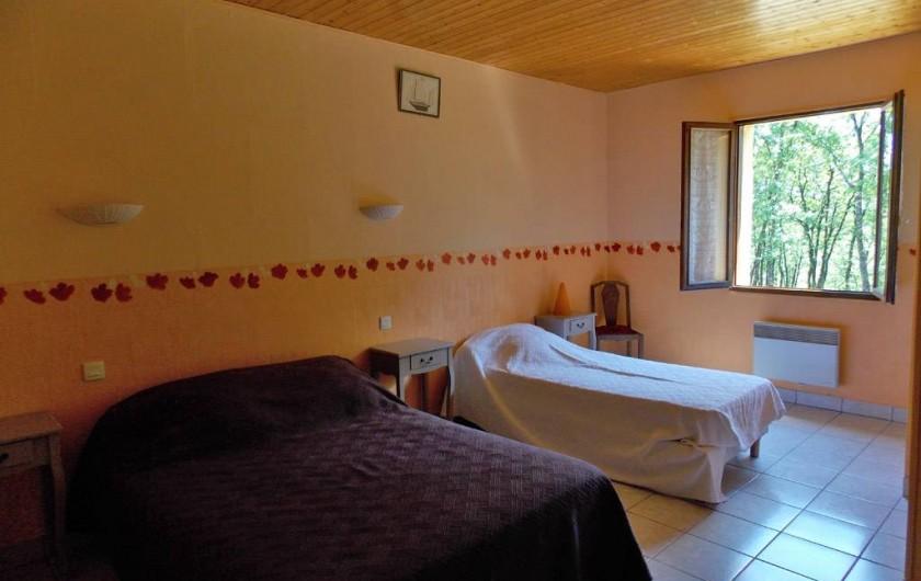 Location de vacances - Gîte à Salignac-Eyvigues