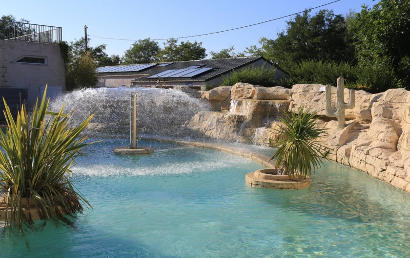 Location de vacances - Camping à Aytré - notre balnéothérapie chauffée