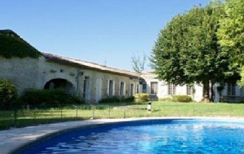 Location de vacances - Maison - Villa à Labarde