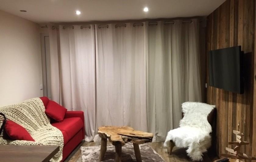 Location de vacances - Appartement à Val Thorens - Pièce Principale
