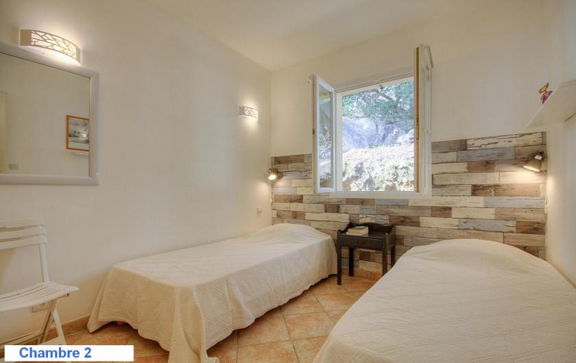 Location de vacances - Villa à Olmeto - Chambre 2