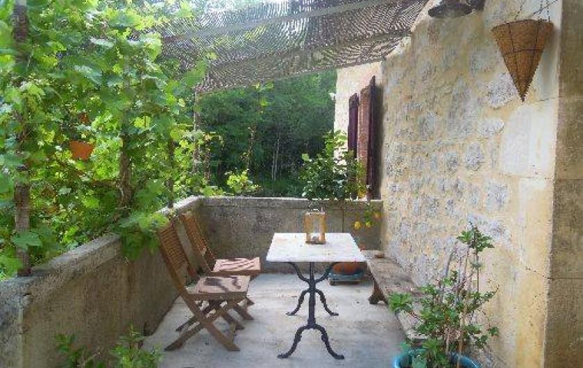Location de vacances - Chambre d'hôtes à Saint-Cirq-Lapopie