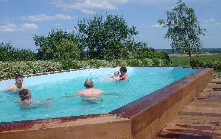 Location de vacances - Gîte à Gerpinnes
