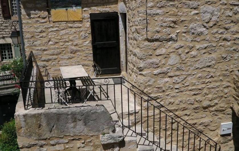 Location de vacances - Gîte à La Malène
