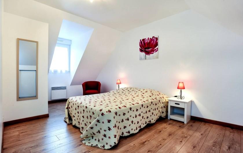 Location de vacances - Gîte à Vauville - CHAMBRE AVEC LIT DOUBLE