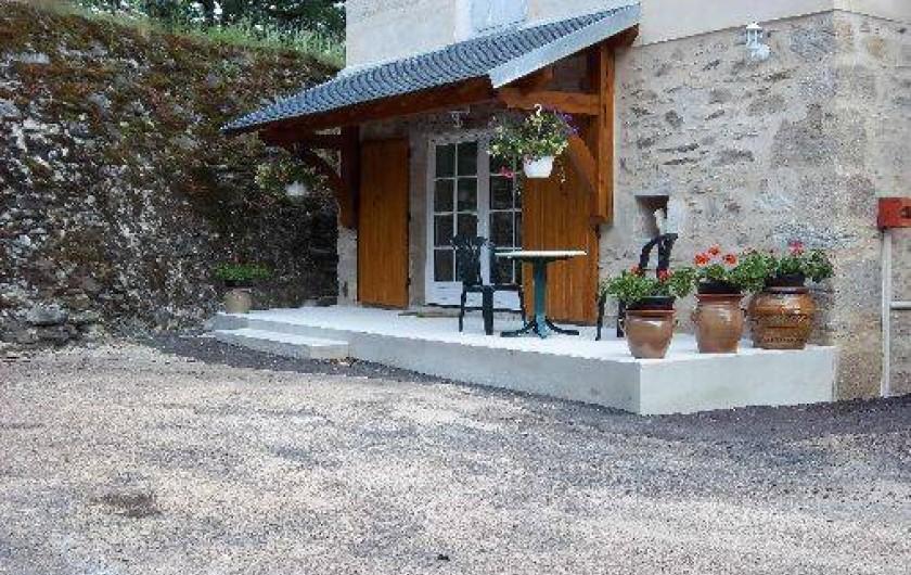 Location de vacances - Moulin à Saint-Romain-et-Saint-Clément