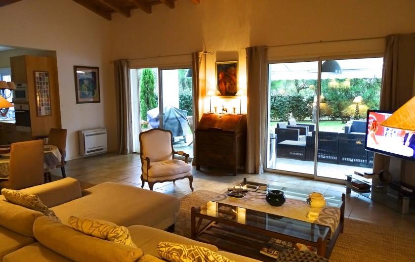 Location de vacances - Villa à Porto-Vecchio - Sejour