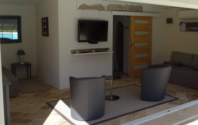 Location de vacances - Villa à Porto-Vecchio - Studio