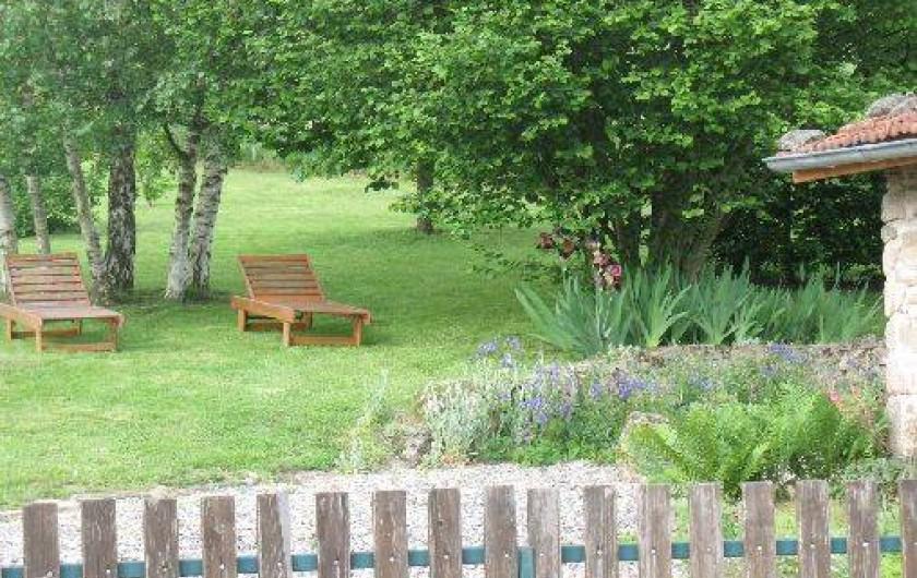 Location de vacances - Gîte à Saint-Gervais-Sous-Meymont