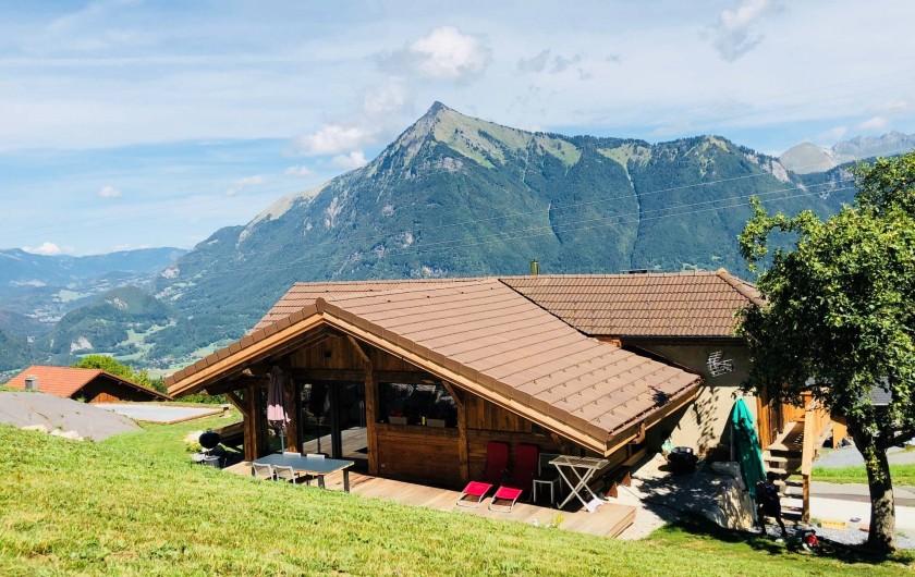 Location de vacances - Chalet à Saint-Sigismond - Le Chalet