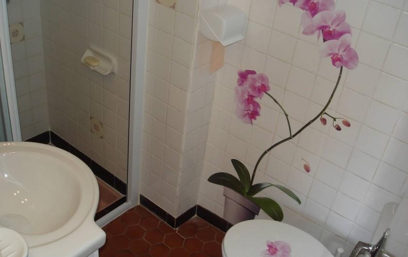 Location de vacances - Maison - Villa à Saint-Pierre-d'Oléron - Petite maison: salle d'eau