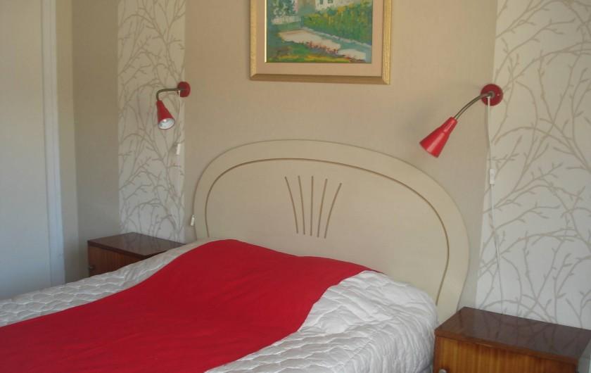 Location de vacances - Maison - Villa à Saint-Pierre-d'Oléron - Petite maison: chambre