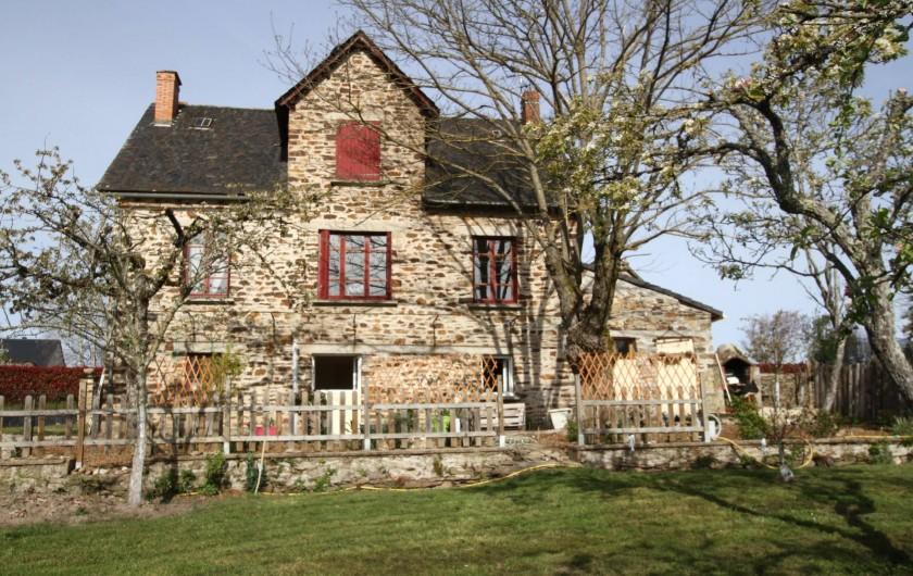 Location de vacances - Chambre d'hôtes à Sauveterre-de-Rouergue - Notre Maison d'hôtes et gîte