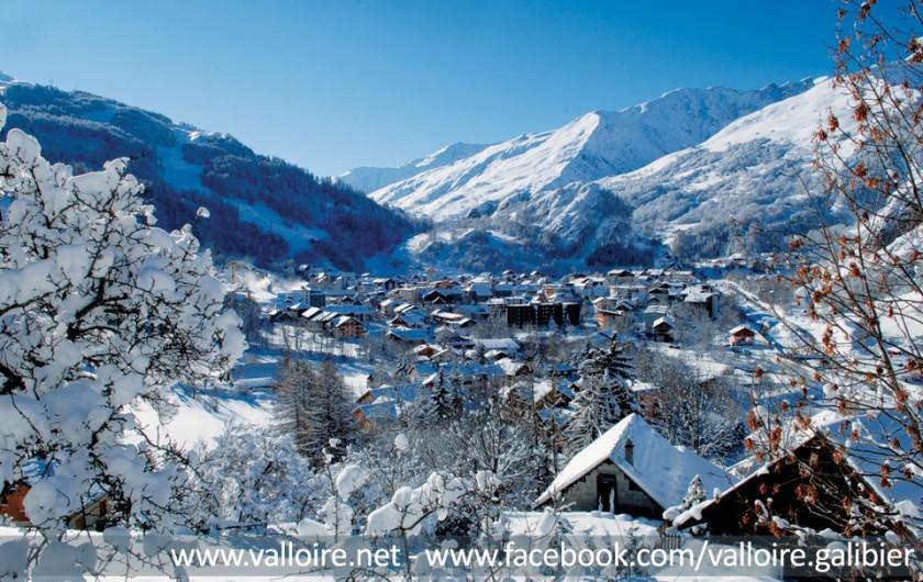 Location de vacances - Appartement à Valloire - Valloire, village authentique