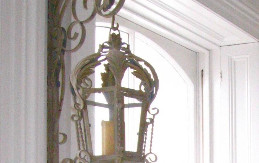Location de vacances - Appartement à Saint Leonards - Details decoratif