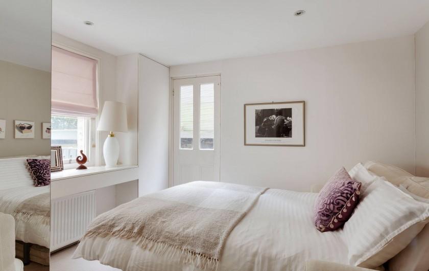 Location de vacances - Appartement à Saint Leonards - Deuxieme/petite chambre aàcoucher