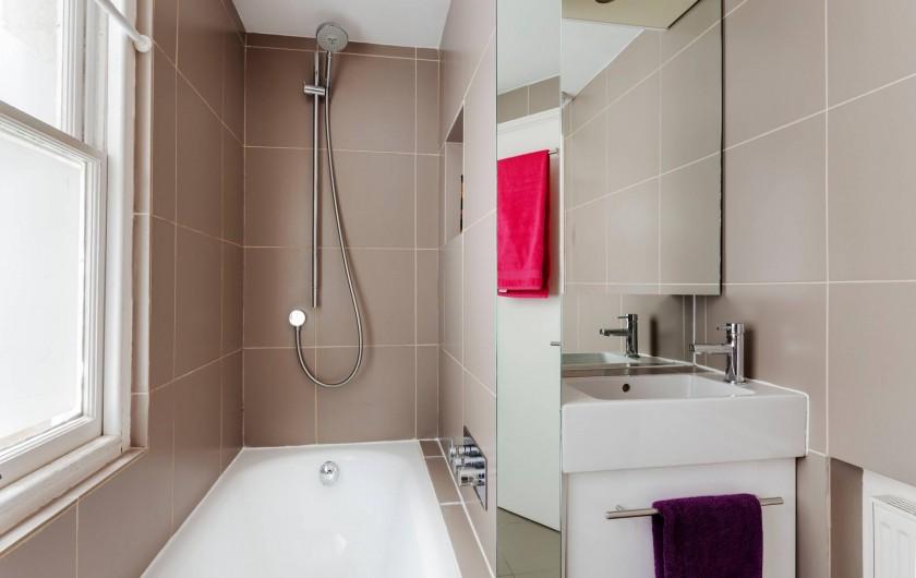 Location de vacances - Appartement à Saint Leonards - Salle de bains
