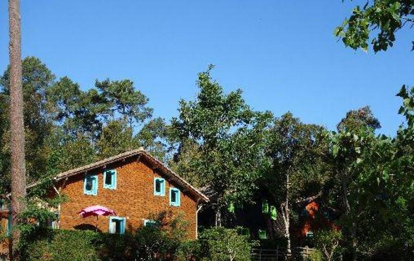 Location de vacances - Chalet à Messanges - Gite
