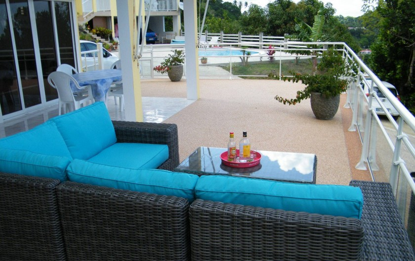 Location de vacances - Villa à Le Marin