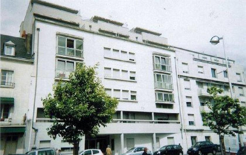 Location de vacances - Appartement à Tours
