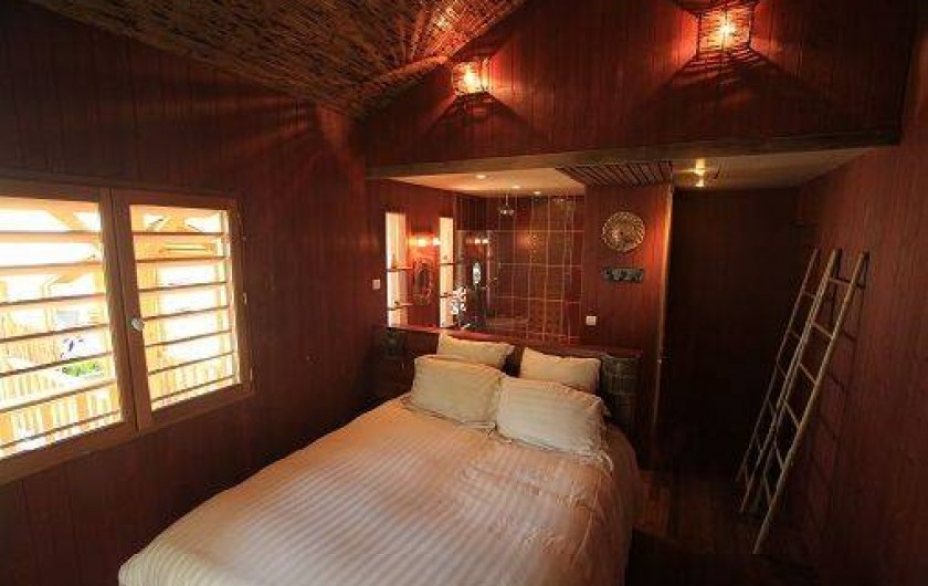 La varangue chambre d 39 h te piscine et spa lacanau en for Chambre d hote lacanau
