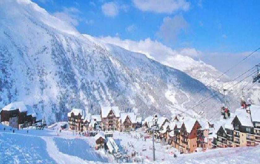 location ski valmeinier