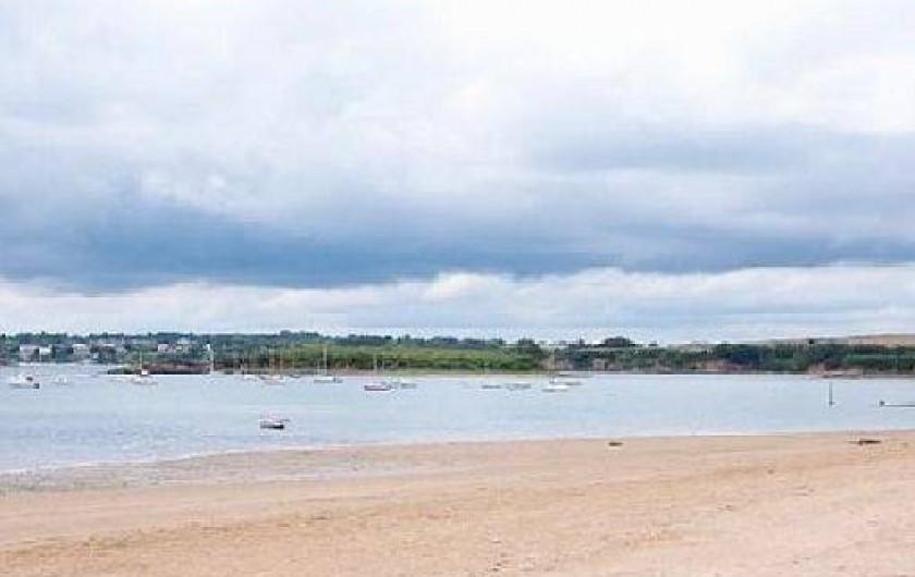 Location de vacances - Maison - Villa à Saint-Jouan-des-Guérets - Plage du Vallion  à 500m
