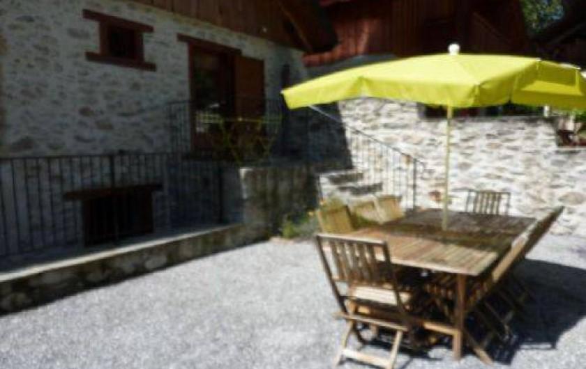 Location de vacances - Gîte à Notre-Dame-des-Millières