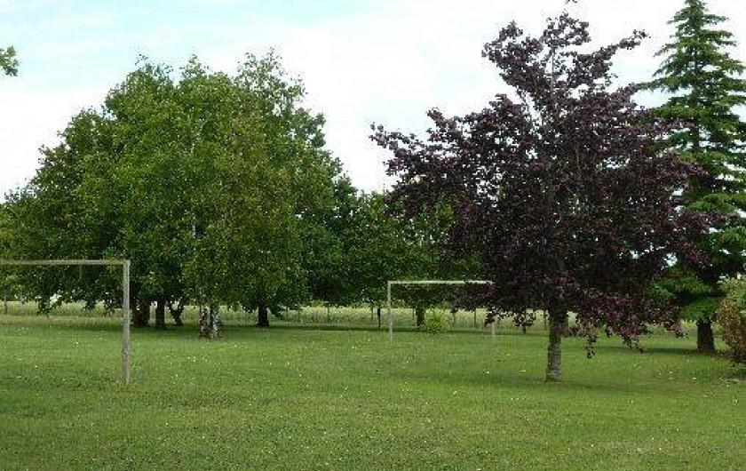 Location de vacances - Villa à Saint-Thomas-de-Conac