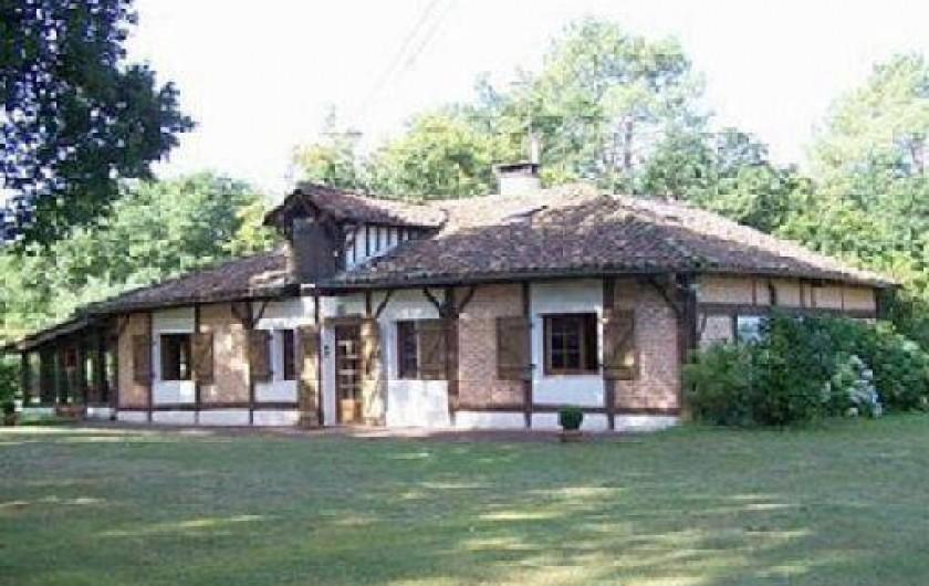 Location de vacances - Maison - Villa à Linxe
