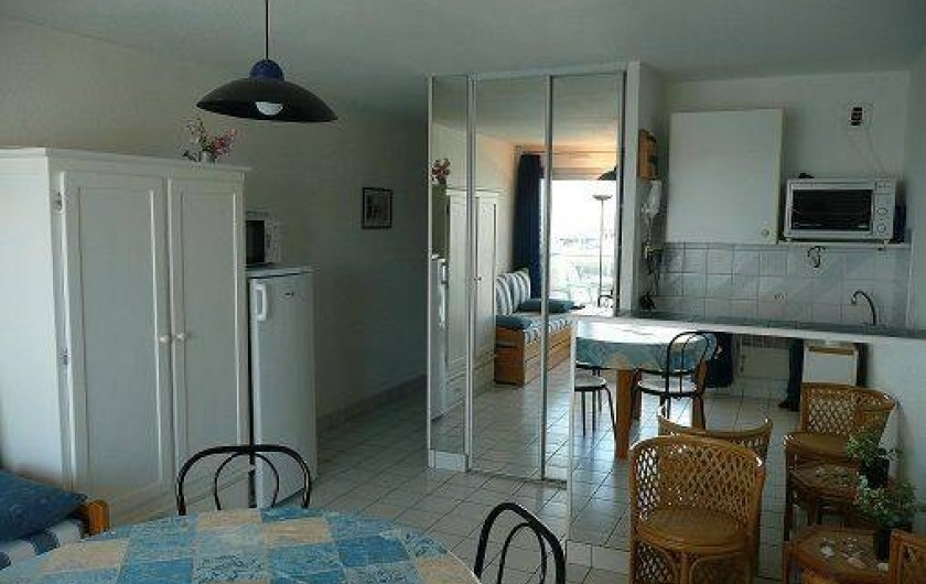 Location de vacances - Appartement à Quiberon