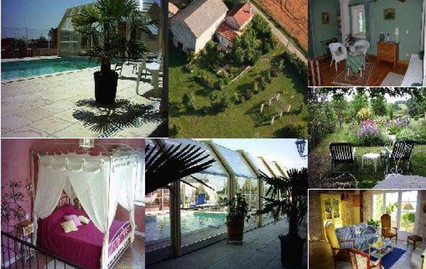 Location de vacances - Gîte à Loubers