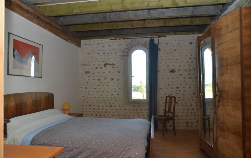 Location de vacances - Chambre d'hôtes à Aubin - Chambre N°4 (avec salle de douche commune)