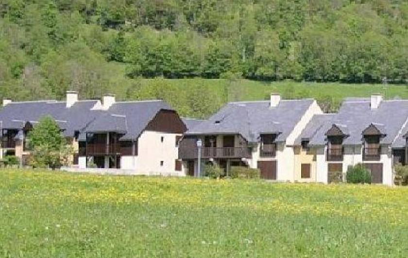 Location de vacances - Studio à Loudenvielle