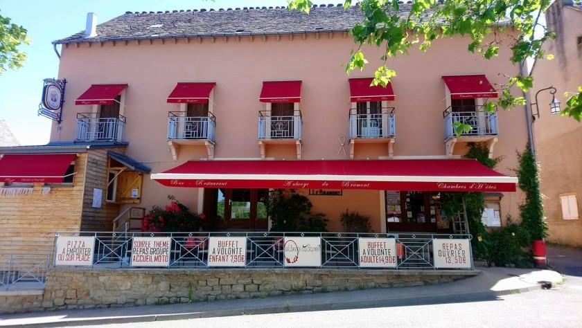 Auberge du Bramont St Etienne du Valdonnez 48