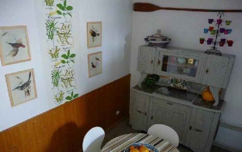 Location de vacances - Appartement à Chouzé-sur-Loire