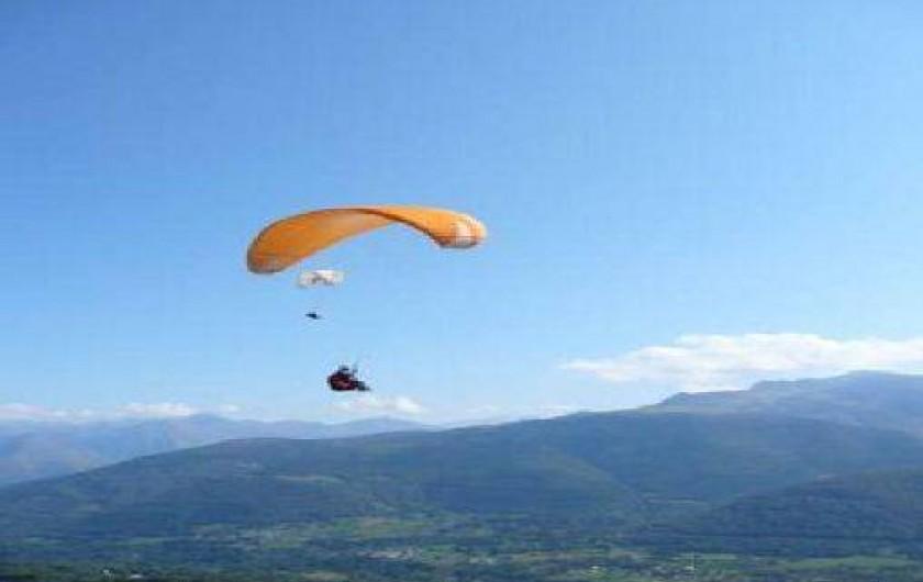 Location de vacances - Chalet à Aucun - Parapente - Val d'Azun