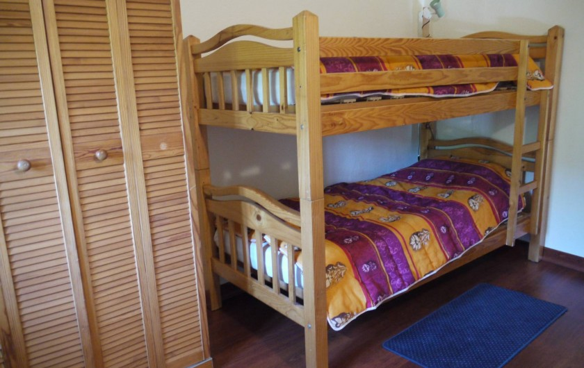 Location de vacances - Appartement à L'Albère - Chambre 2
