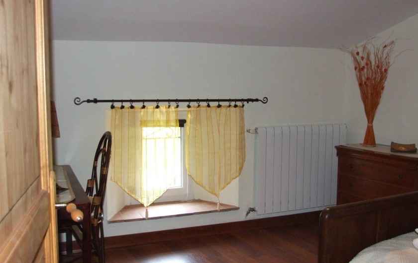 Location de vacances - Appartement à L'Albère - Chambre 1
