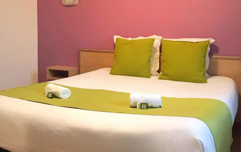 Location de vacances - Hôtel - Auberge à Saint-Jean-le-Centenier - Chambre 22