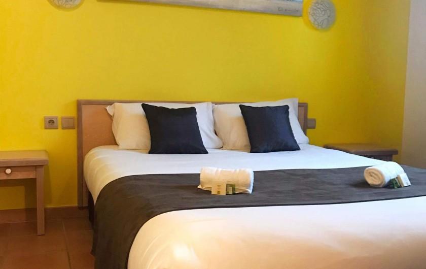 Location de vacances - Hôtel - Auberge à Saint-Jean-le-Centenier - Chambre 23