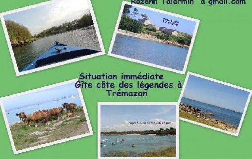 Location de vacances - Gîte à Landunvez