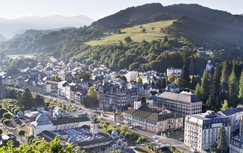 Location de vacances - Chalet à Chastreix - la Bourboule à 18km de Chastreix