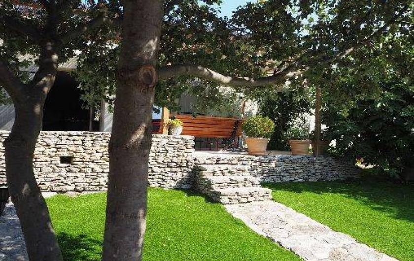 Location de vacances - Maison - Villa à Cabrières-d'Avignon