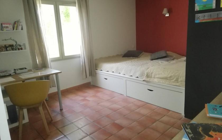 Location de vacances - Maison - Villa à Cabrières-d'Avignon - Dortoir