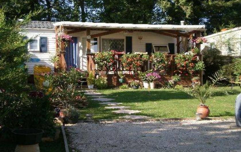Location de vacances - Camping à Siccieu-Saint-Julien-et-Carisieu