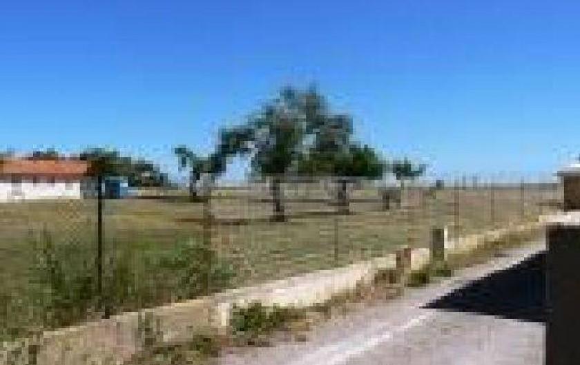 Location de vacances - Villa à Frontignan - Vue sur le centre aéré