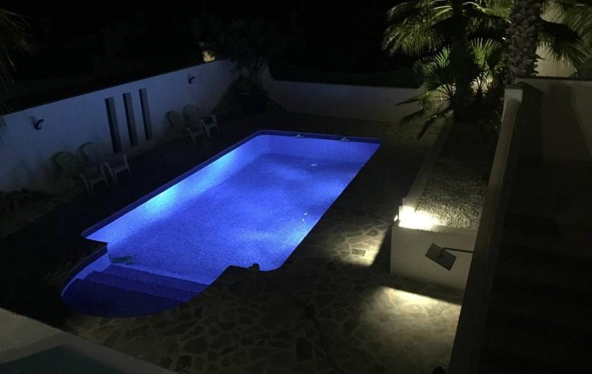 Location de vacances - Villa à Teulada - PISCINE